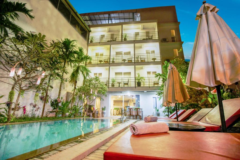 Unfinished Boutique Hotel And Monument >> G Z Urban Hotel Siem Reap Cambodia Booking Com