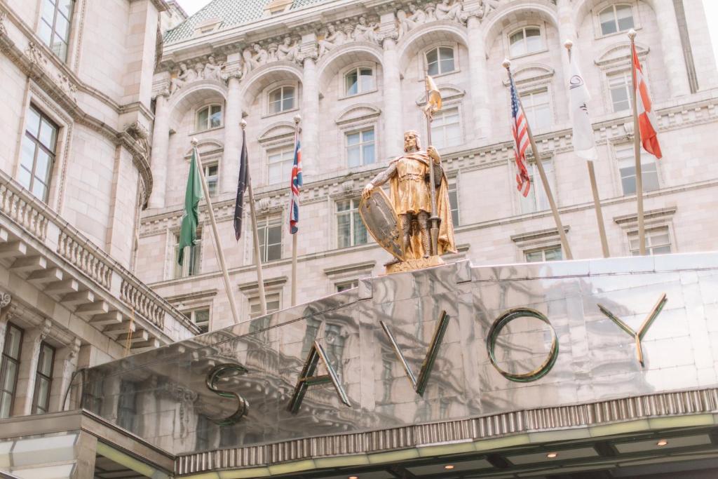 ザ サボイ(The Savoy)