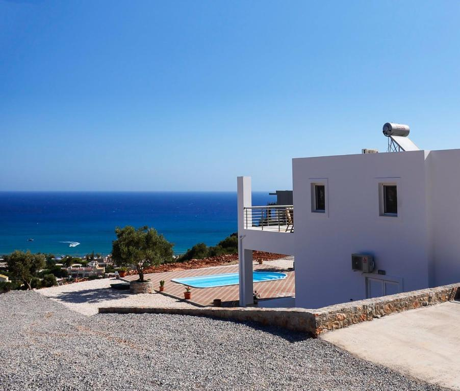 Kreta Karte Stalis.Villa Xenia Stalis Griechenland Stalida Booking Com