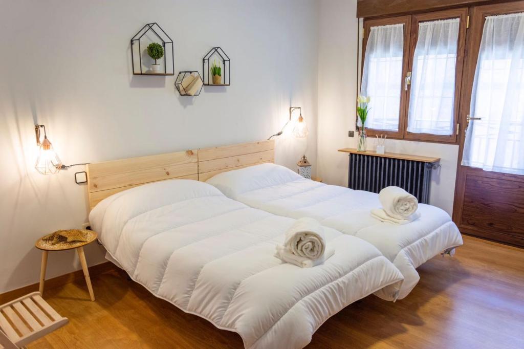 Un ou plusieurs lits dans un hébergement de l'établissement Toledo Mágico