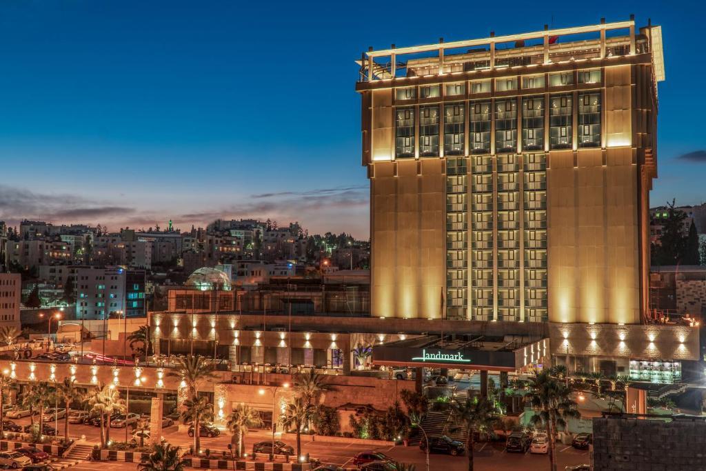 ランドマーク アンマン ホテル&カンファレンスセンター(Landmark Amman Hotel & Conference Center)