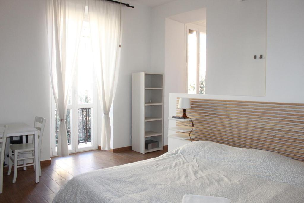 A bed or beds in a room at B&B Mazzini