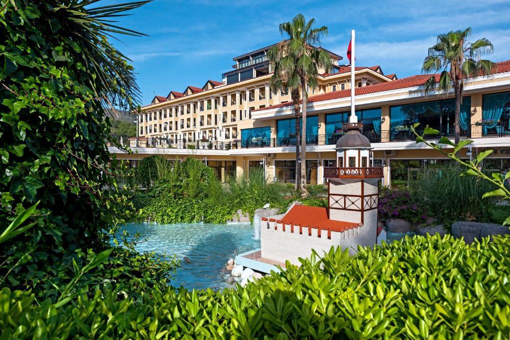 Клуб отель фазелис розе
