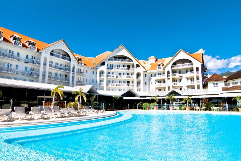 Hotel Aeroport Saint Denis Reunion