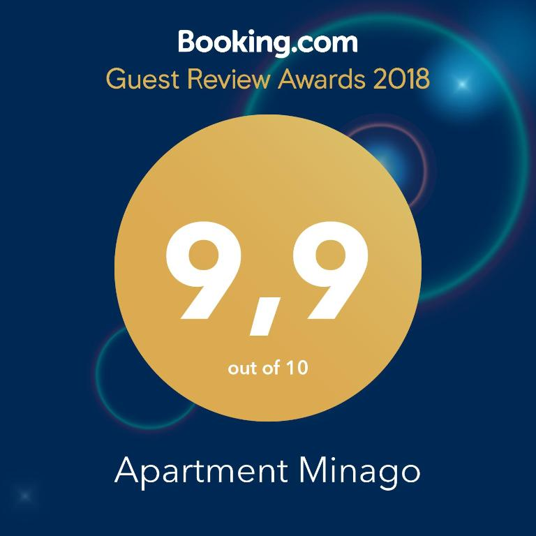 Apartment Minago Kroatien Split Booking Com