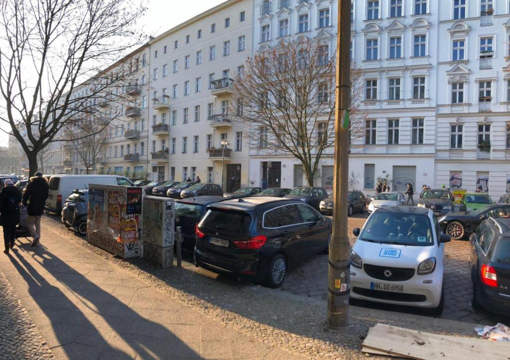 Apartment Helmholtzplatz Deutschland Berlin Bookingcom