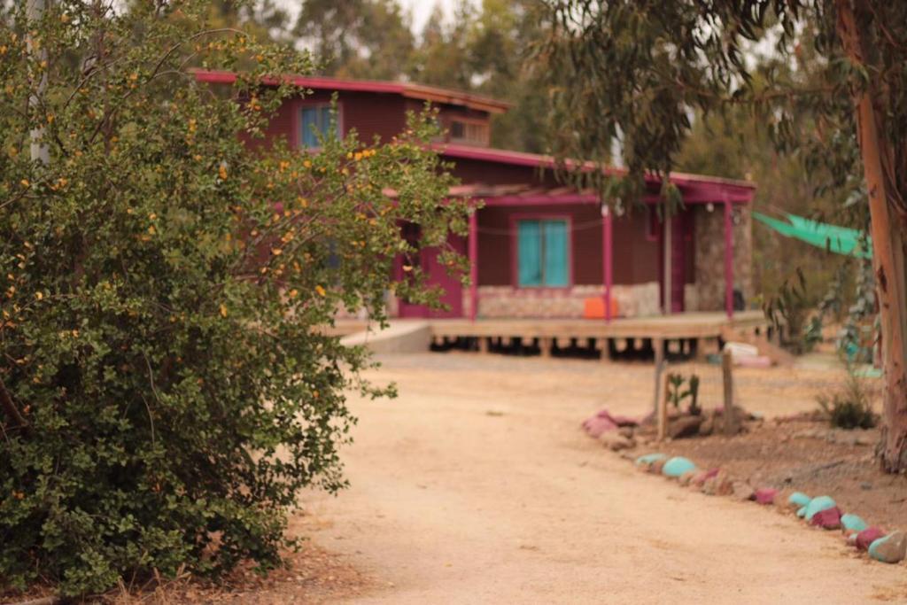 Casa de Campo Paihuen Cabaña (Chile Zapallar) - Booking.com