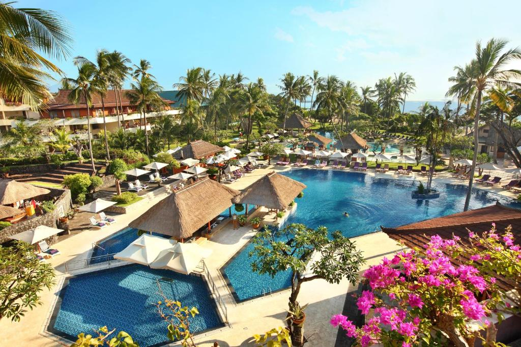 Nusa Dua Beach Hotel Spa Bali Reserve Now Gallery Image Of This Property