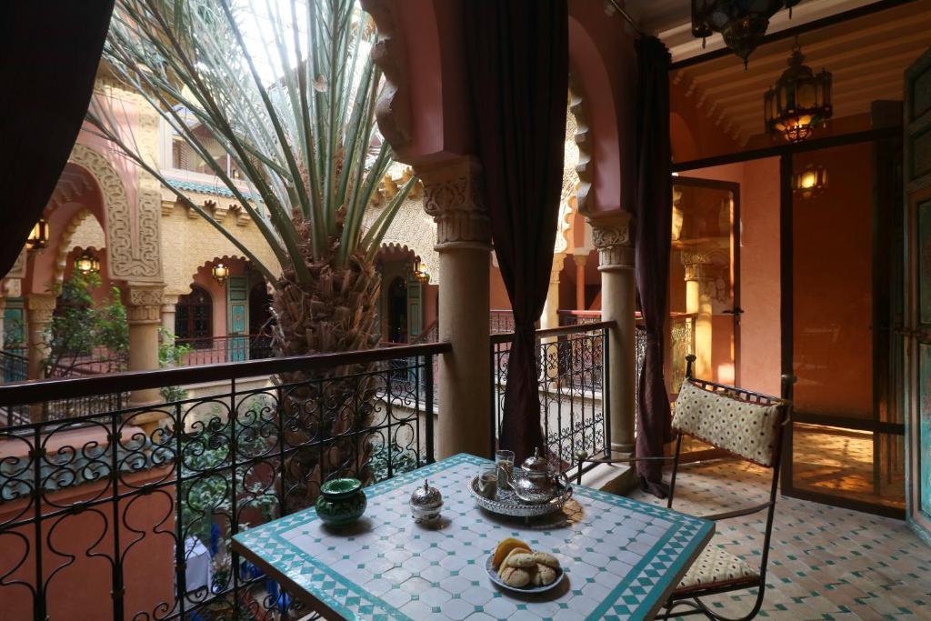 Riad Atlas IV and Spa, Marrakesh, Morocco - Booking.com