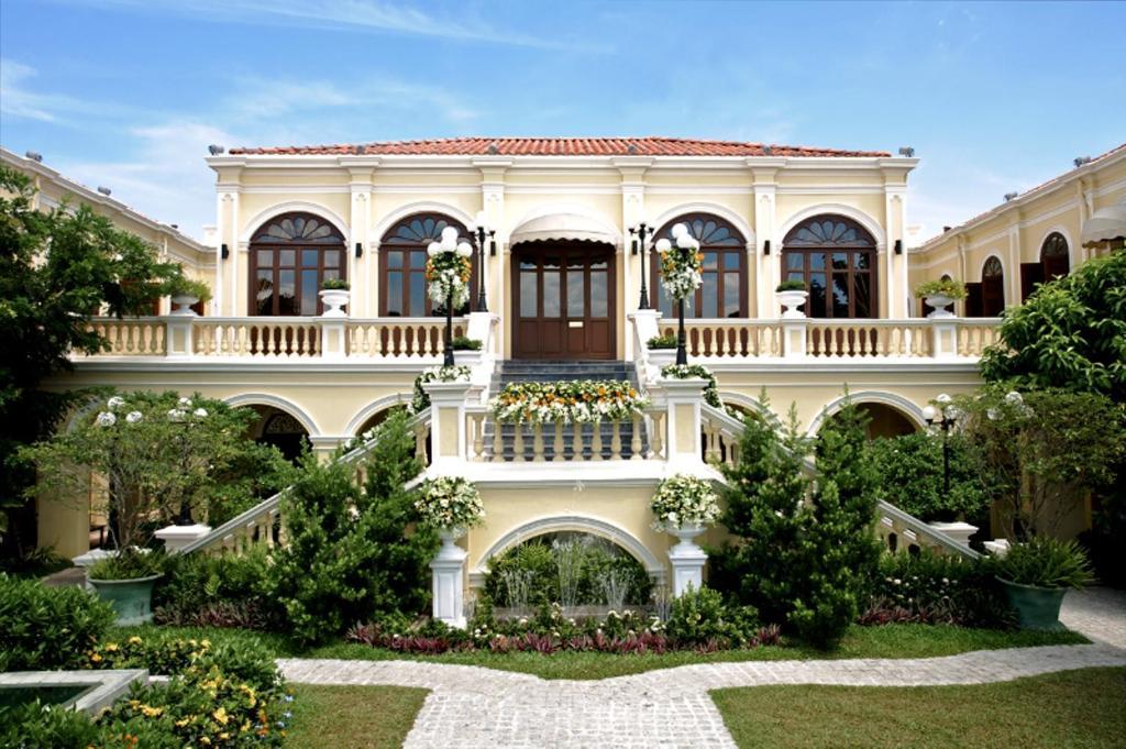 романтический отель в бангкоке