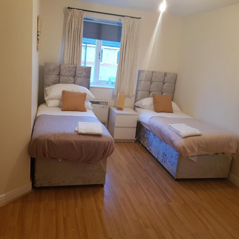 Vetrelax Crompton Luxury Apartment- Sleeps 6, Chelmsford