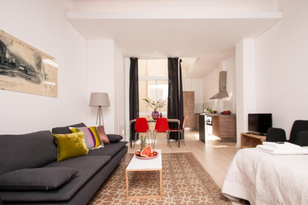 SSA Gracia Apartments imagen