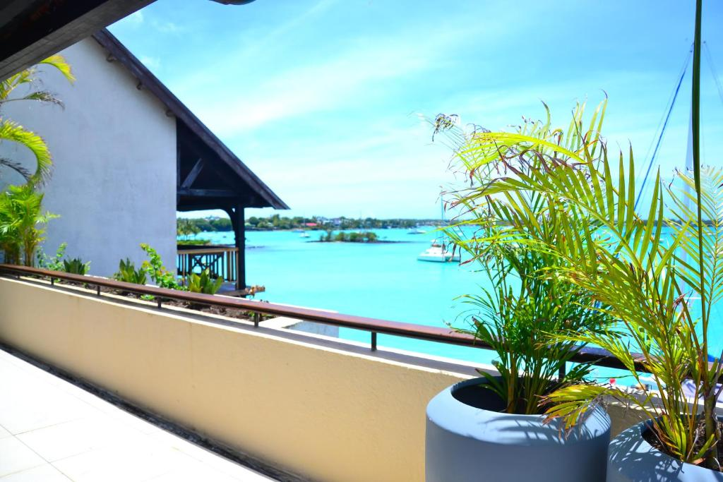 Apartment Oceane Sunset Penthouse, Grand-Baie, Mauritius