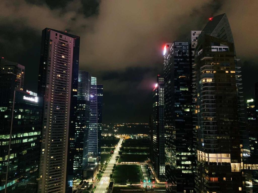 City Balcony Apartment With Marina Bay View Singapore Updated
