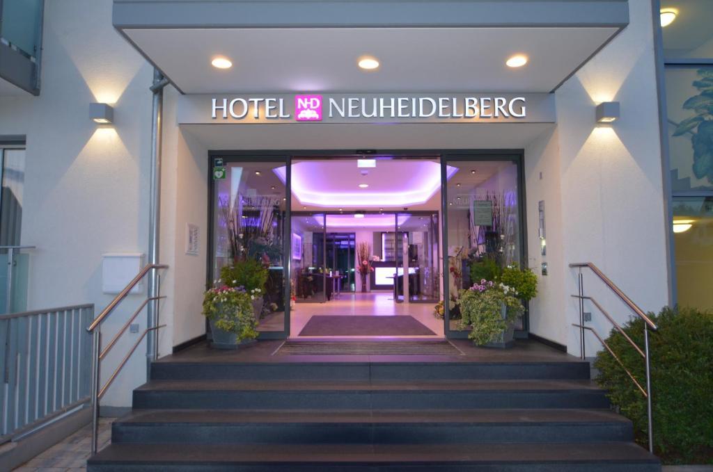 Hotel Wohlfuhl Neu Heidelberg Deutschland Heidelberg Booking Com