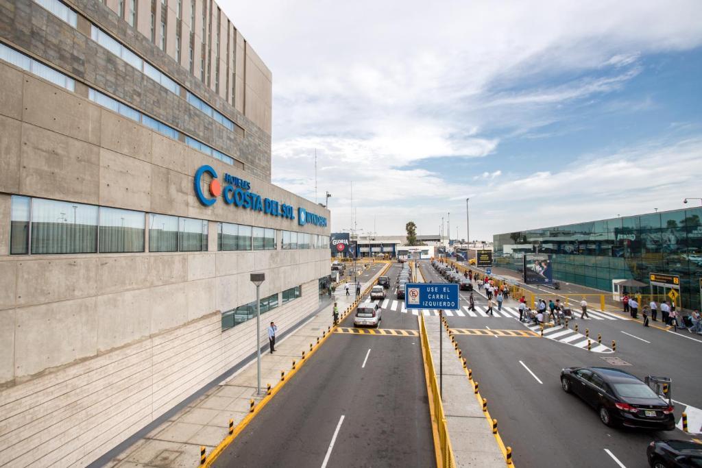 Costa Del Sol Airports Map Hotel Costa del Sol Wyndham Lima Airport, Peru   Booking.com