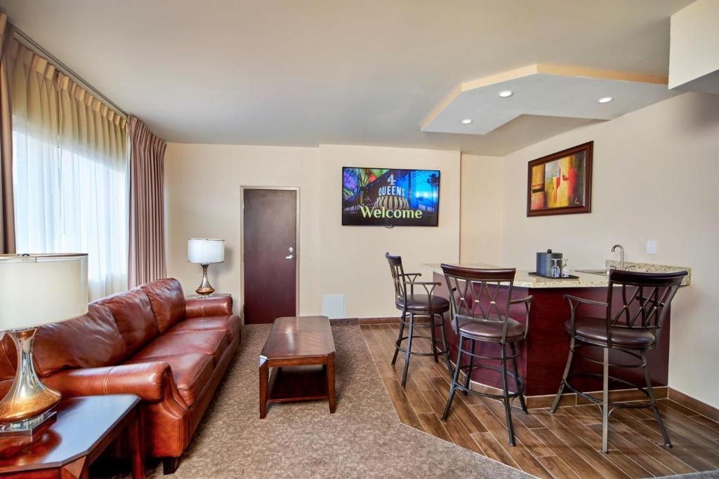 Resort Four Queens And Casino Las Vegas Nv Booking Com