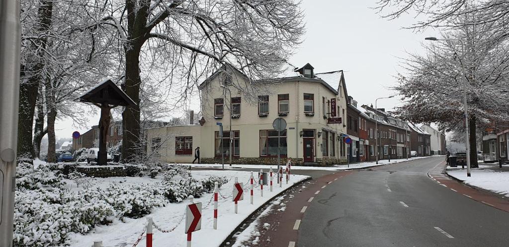 De Zevende Hemel in de winter