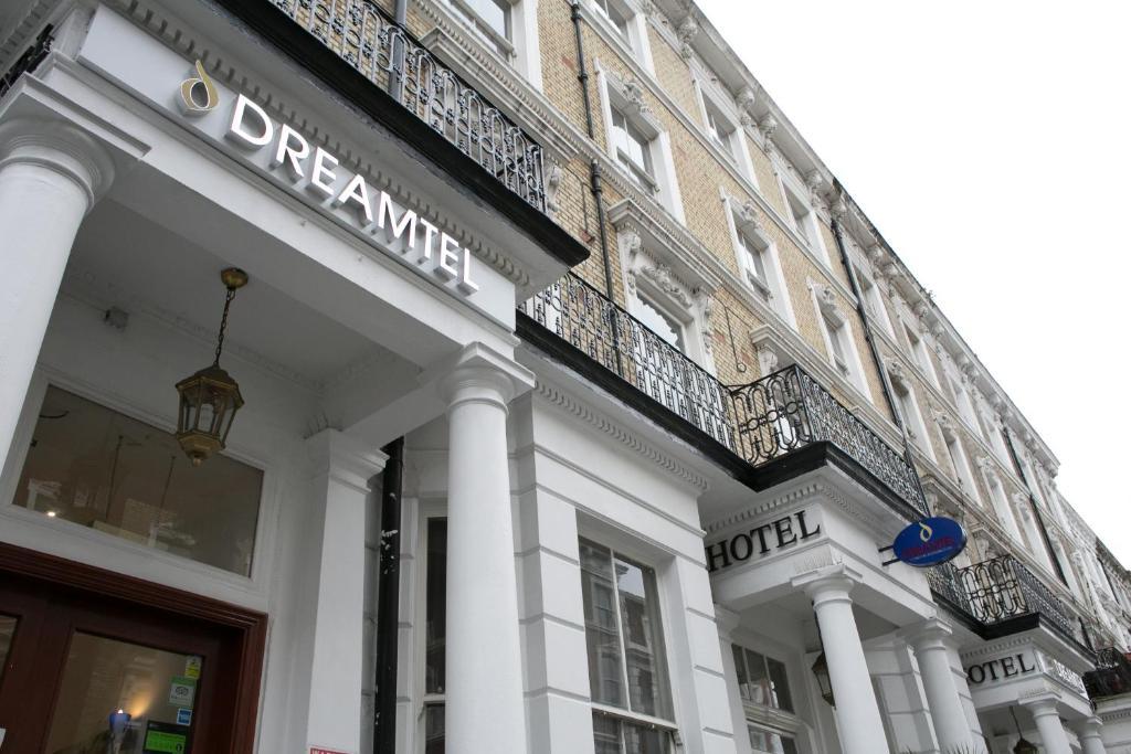 29bb8c21952a Hotel Dreamtel London Kensington