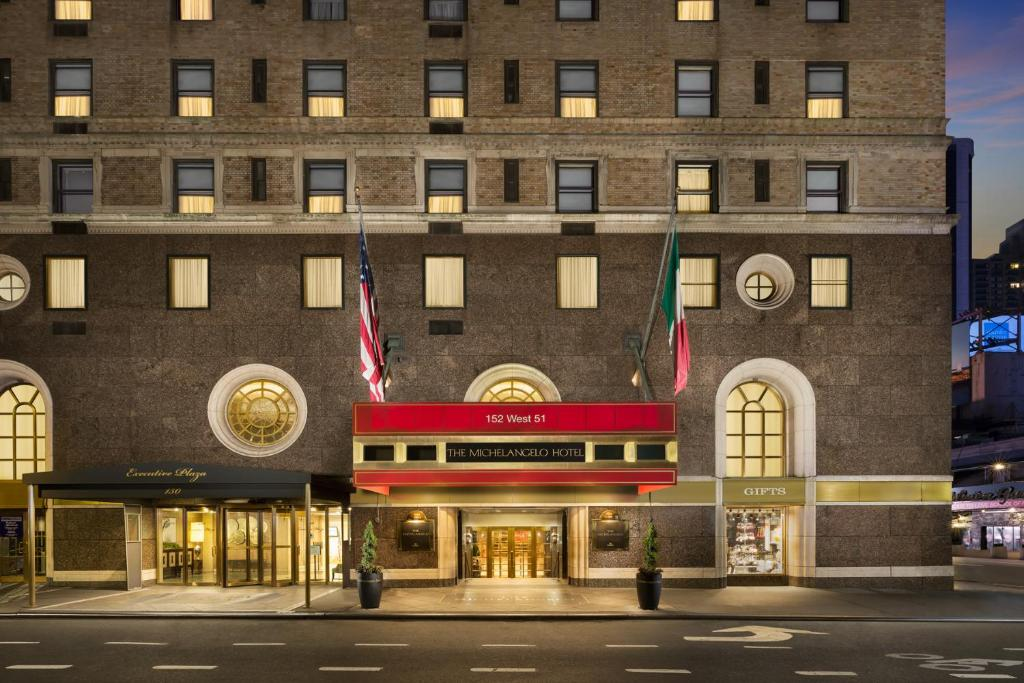 Michelangelo Hotel, New York, NY - Booking com