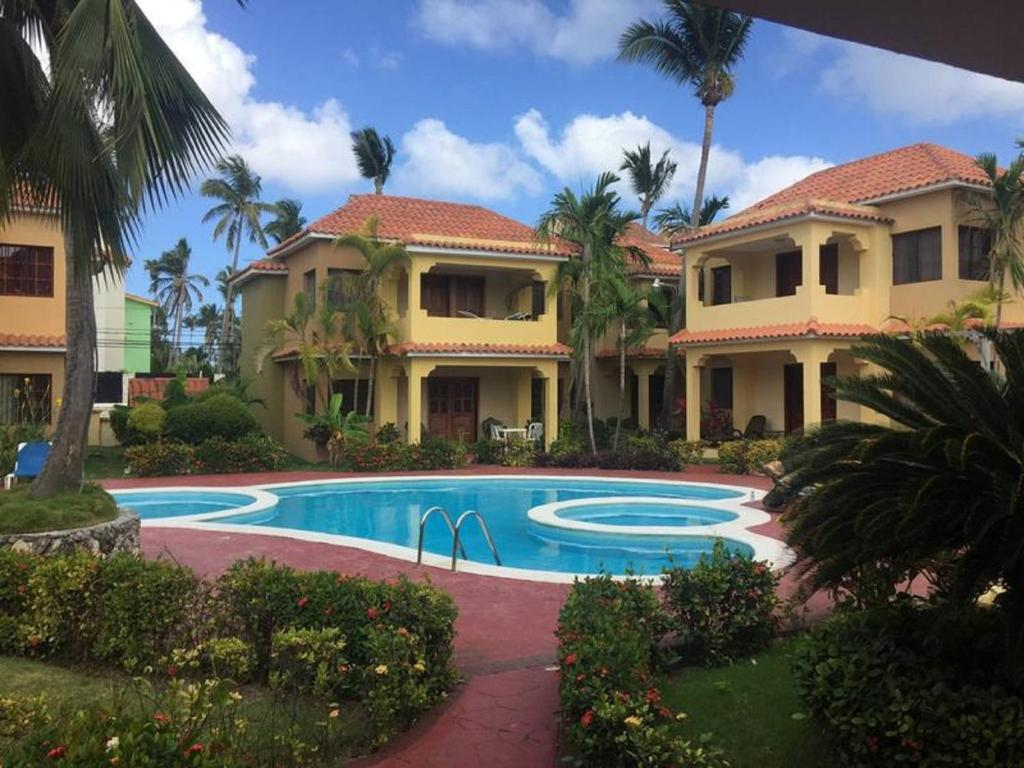 Coquettish ideal apartment couples and families, Punta Cana