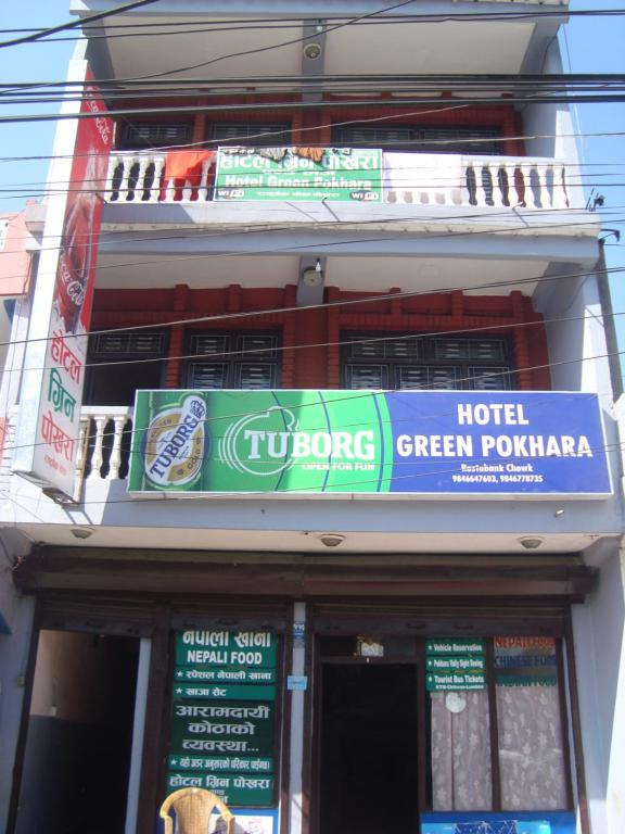 Hotel Green Pokhara