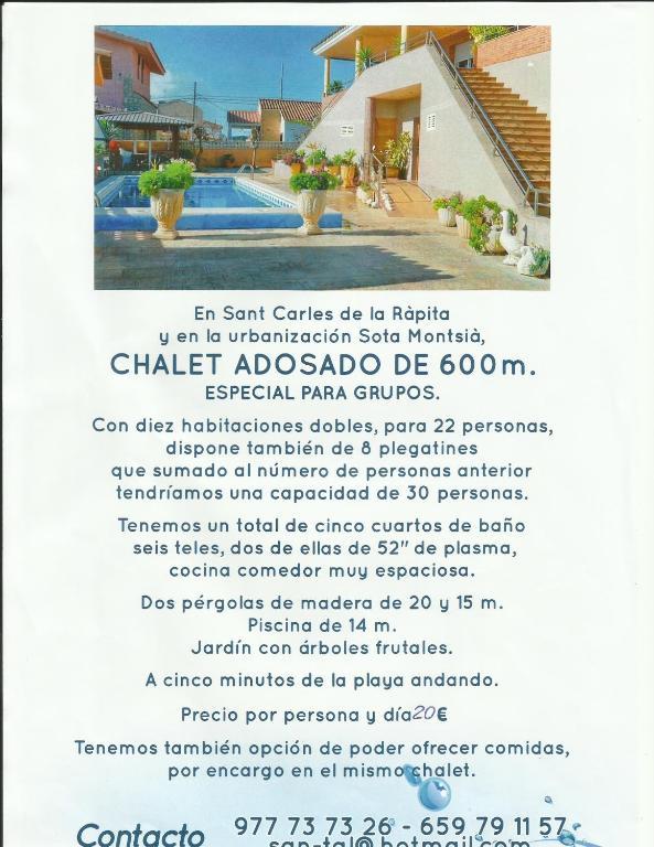 Alcanar Spain Map.Holiday Home 17 Carrer De La Salvia Alcanar Spain Booking Com