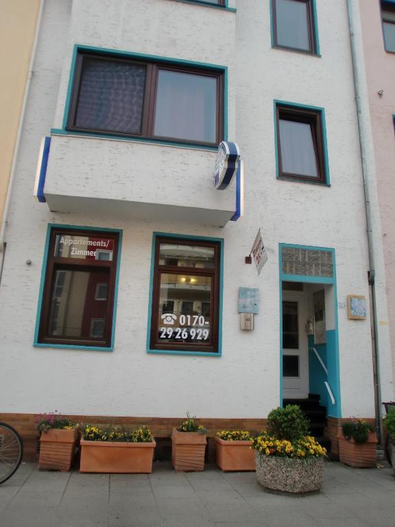 Enkelt leilighet Bremen