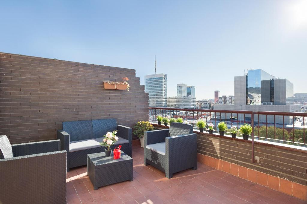 SANTS STATION PENTHOUSE, Barcelona – Updated 2019 Prices