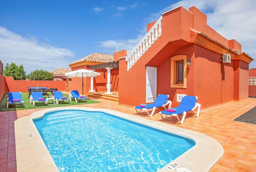 Villa Mar Corralejo, Spain - Booking.com
