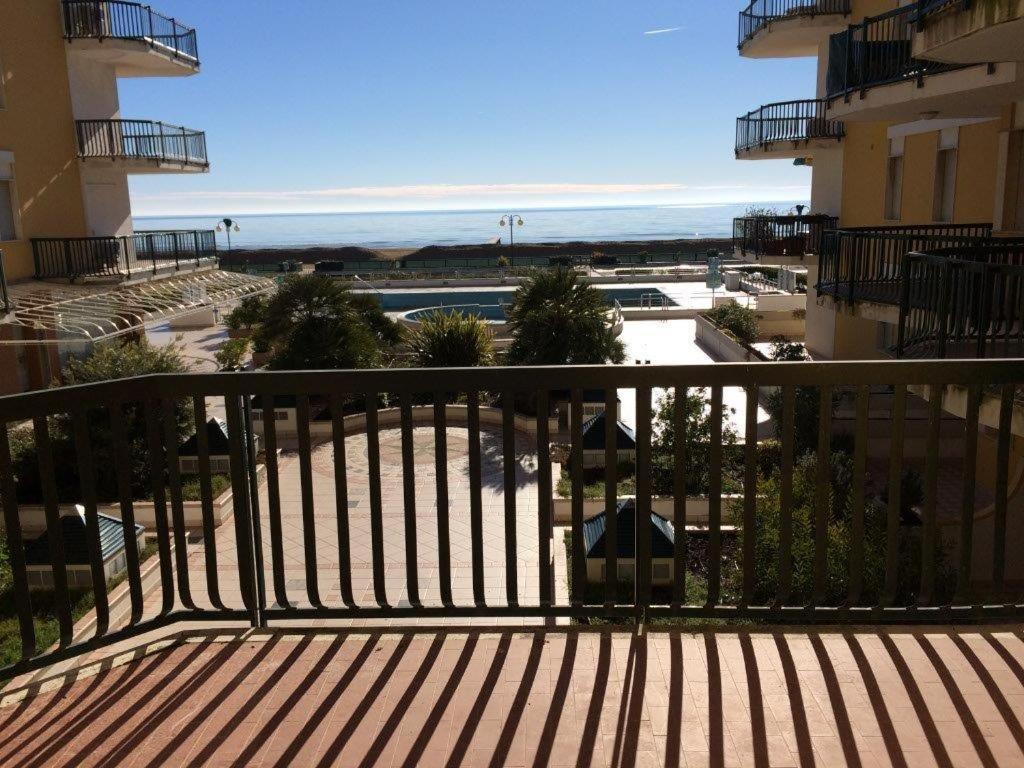 Balcone o terrazza di Residence Il Panfilo
