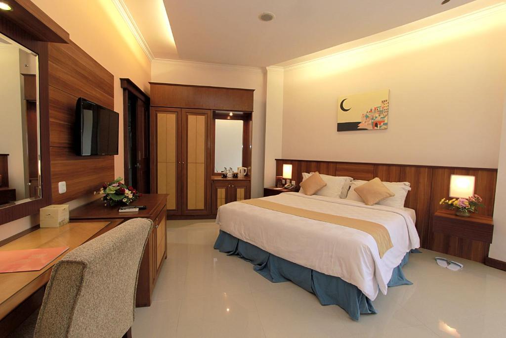 Karang Setra Hotel Cottages Bandung Indonesia Booking Com