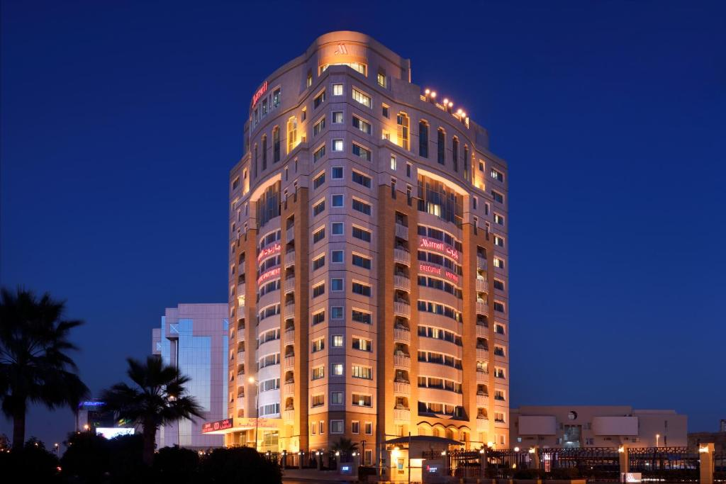 Marriott Executive Apartments Riyadh Saudi Arabia Booking Com