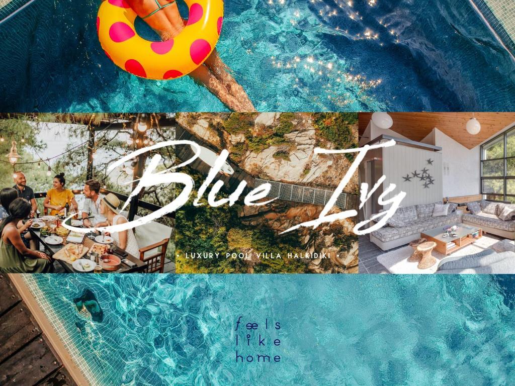 Πισίνα στο ή κοντά στο #FLH - Blue Ivy