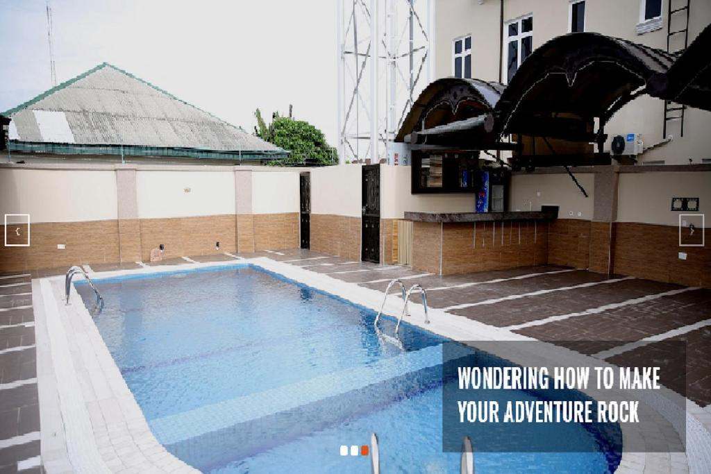 KINIZ Luxury Apartments, Uyo, Nigeria - Booking com