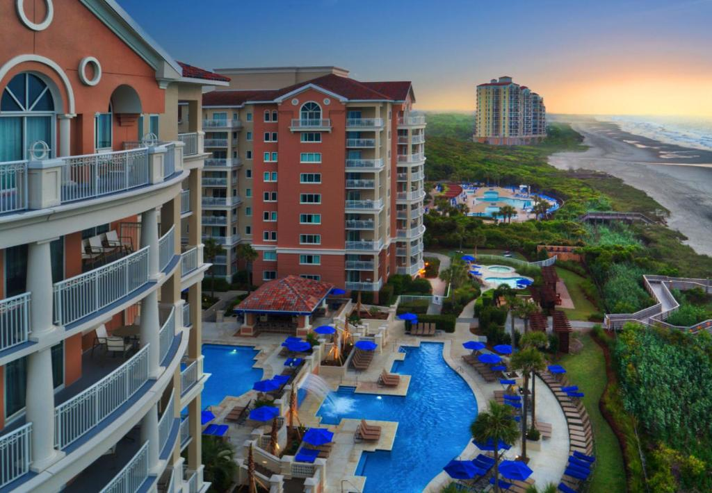 Marriott S Oceanwatch Villas Timeshare Rental Myrtle