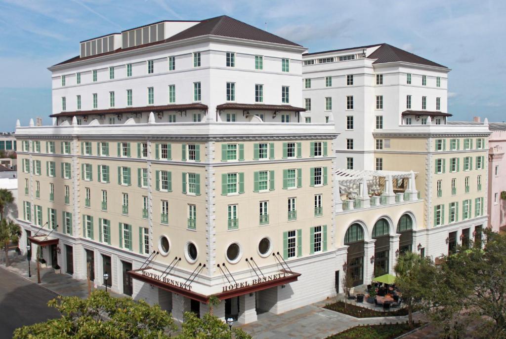 Hotel Bennett Charleston, SC - Booking.com