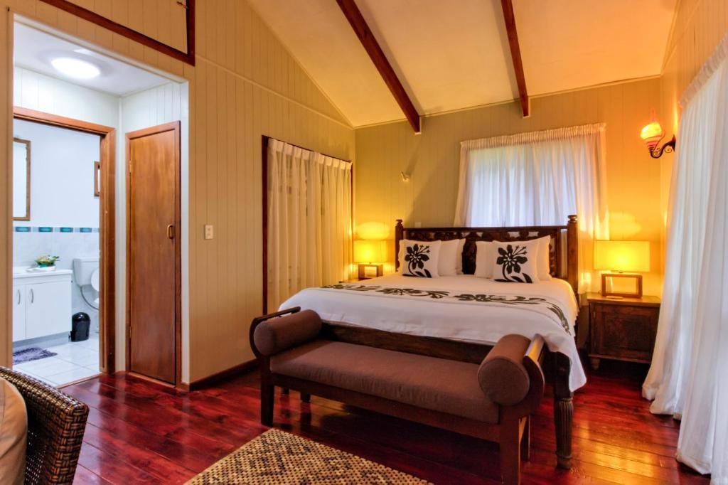 Te Ava Beach Villas, Rarotonga – Updated 2019 Prices