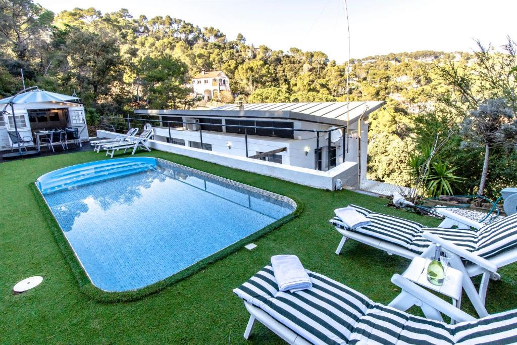 Villa Angelica, Sant Feliu del Racó – Precios actualizados 2019