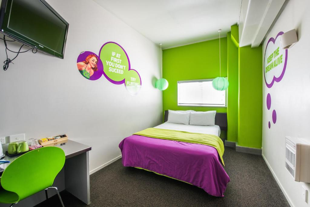 JUCY Snooze Auckland - Hotel