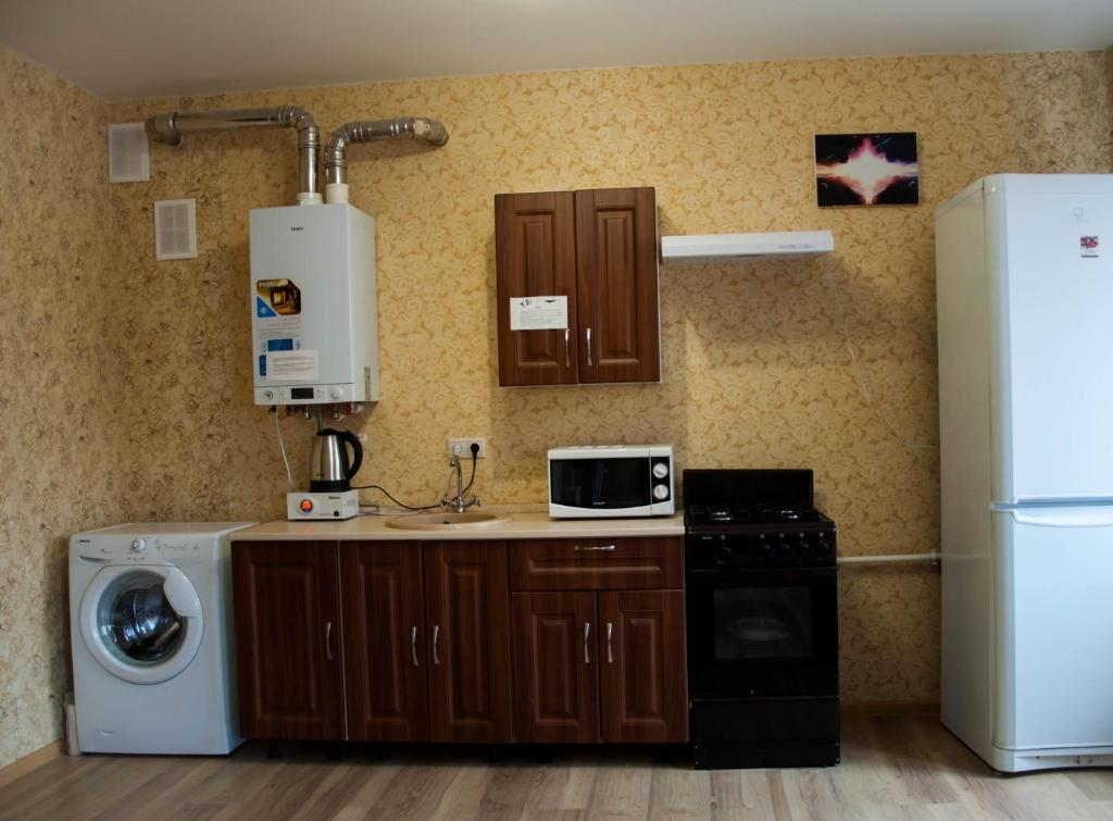 Кухня или мини-кухня в Путиловская 18