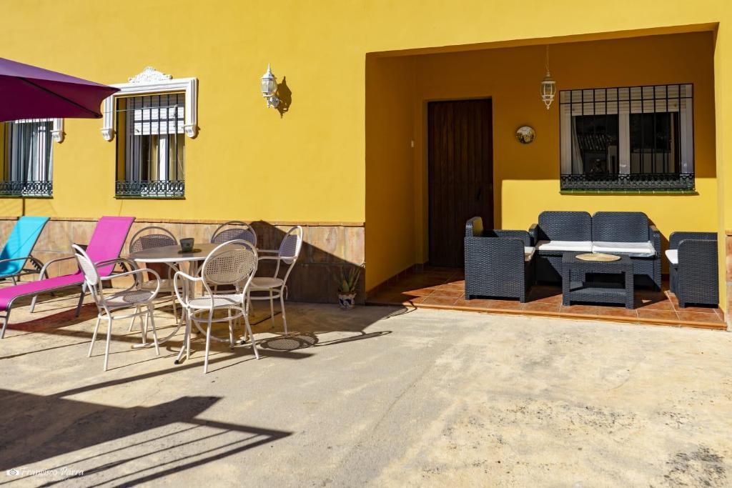 Apartamento El Serrano (Spanje Benaoján) - Booking.com