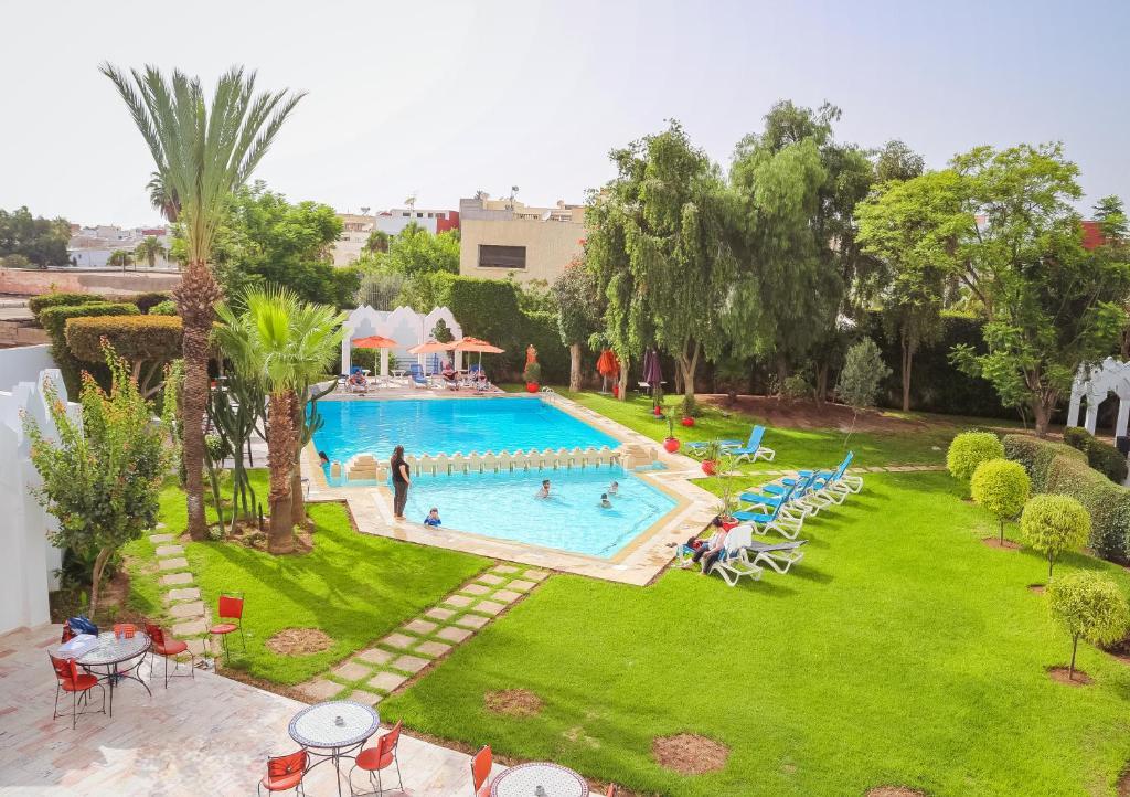 Senator Agadir Hotel Marokko Agadir Booking Com