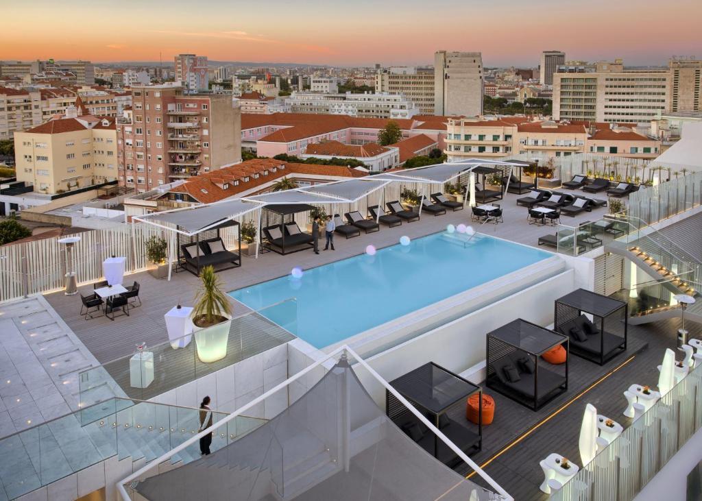 EPIC SANA リスボン ホテル(EPIC SANA Lisboa Hotel)