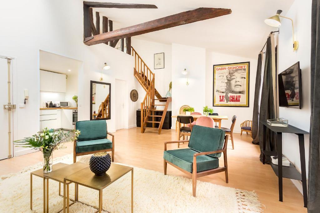 Montorgueil Suite, Parigi – Prezzi aggiornati per il 2019