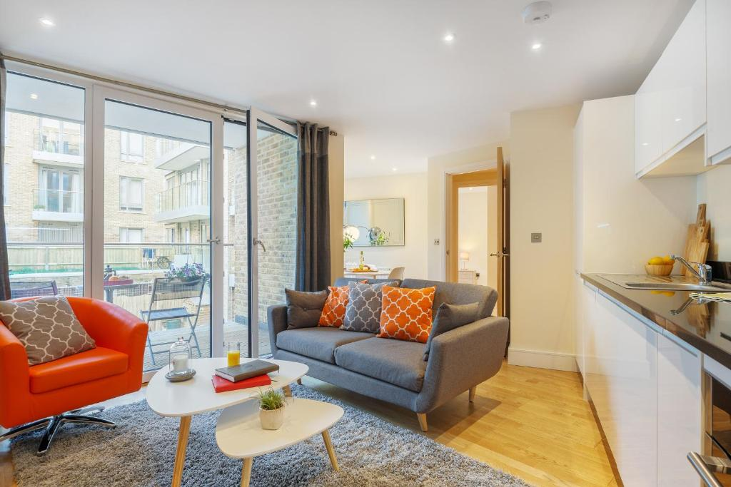 Deluxe Serviced Apartment London Uk Booking Com
