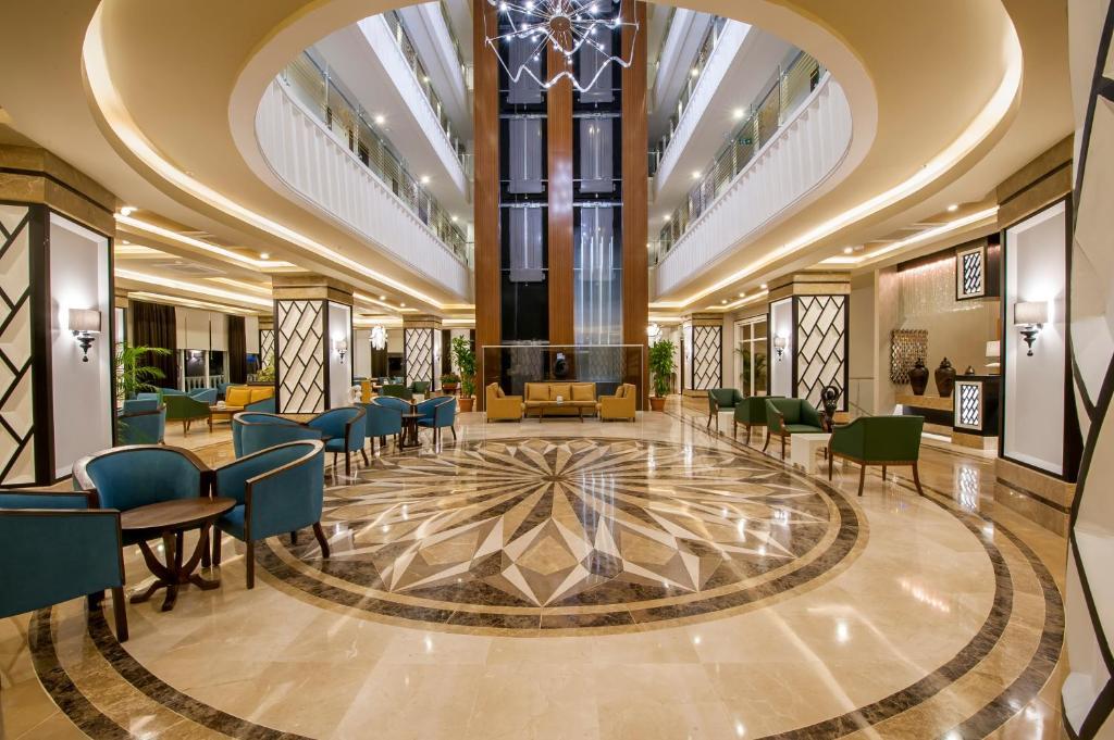 Side By Side Kühlschrank Neckermann : Dream world resort spa türkei side booking