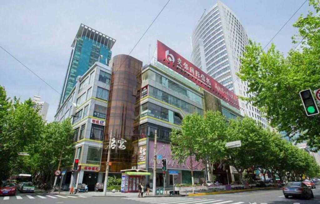 PJ Plus Hotel (Shanghai Jing'an Subway Branch)