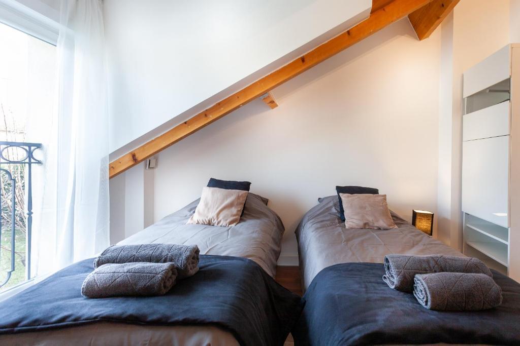 Vacation Home ❤️ Belle maison moderne avec jardin, Chevilly-Larue ...