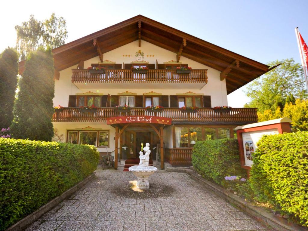 Hotel Quellenhof Deutschland Bad Wiessee Bookingcom